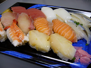 Men ala Sushi Sets?