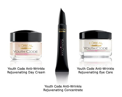 L'Oreal Paris Dermo-Expertise Youth Code