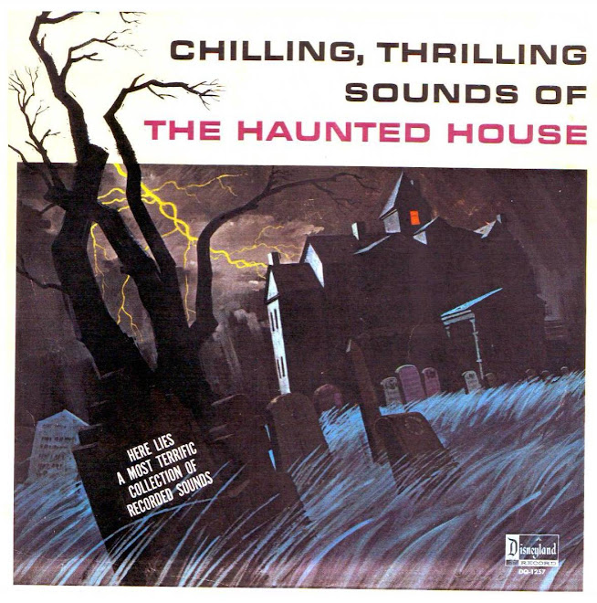 CHILLING,THRILLING SOUNDS OF THE HAUNTED HOUSE