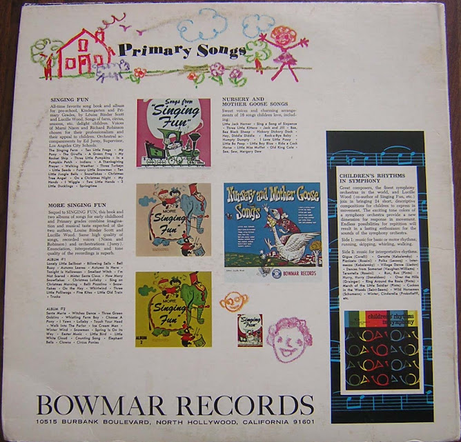 bowmar records