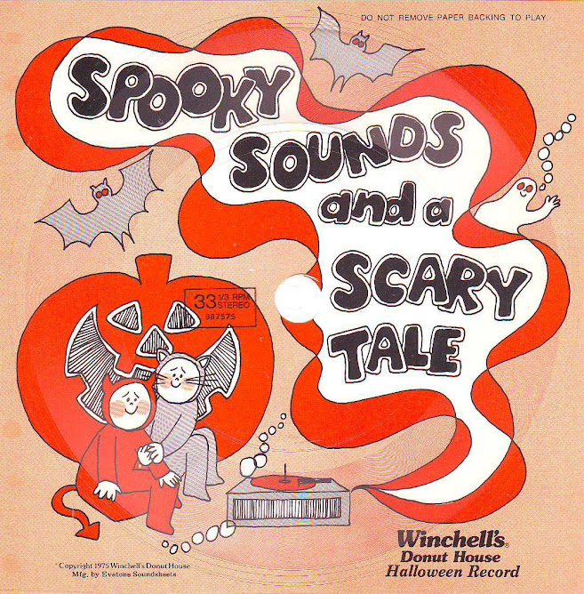 spooky sounds and a  scary tale