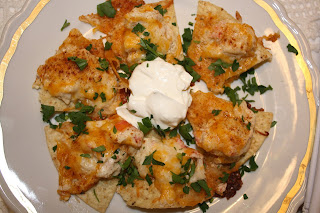 Uncle Bubba's Seafood Nachos - Recipes, Home Cooking and