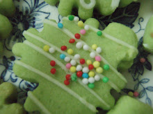 Greenlace Cookies
