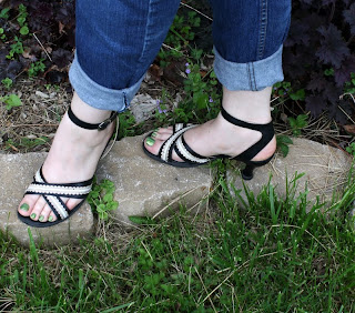 John Fluevog Laurelei sandals