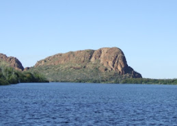 Elephant rock, Kununurra, WA