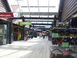 Hilary's wharf, Perth, WA