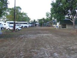 Adelaide river showgrounds caravan park