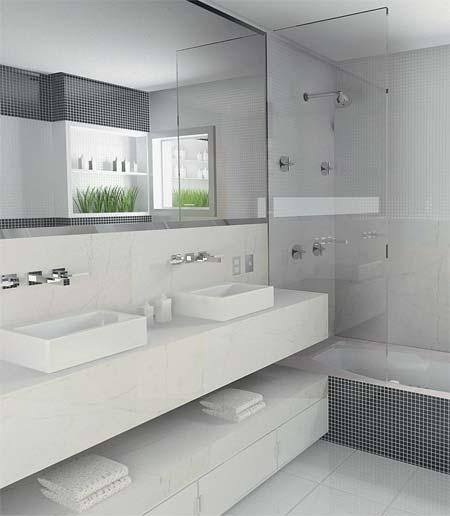 Canto da Mi Partes do Apê -> Encanamento De Banheiro Com Banheira