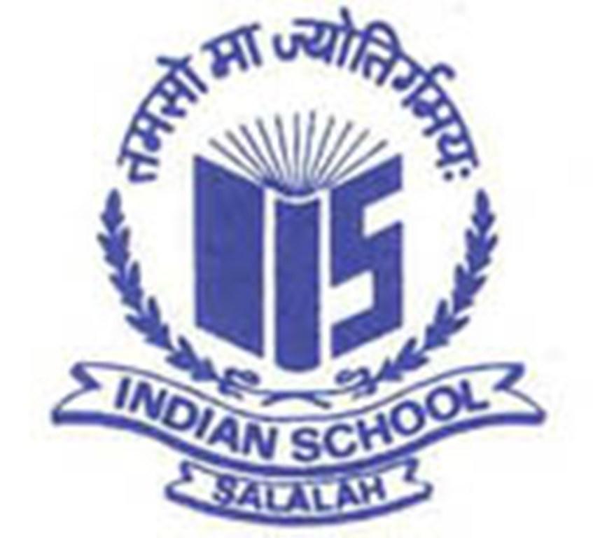 Indian School Logo Indian School Salalah