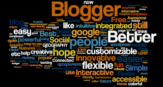 Blogger in Your Own Words, future