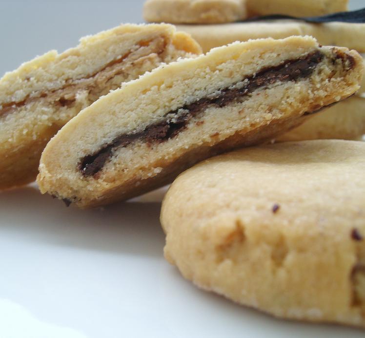 F�nd�k ezmeli kurabiye tarifi(resimli anlat�m)