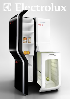 Electrolux Teleport Fridge