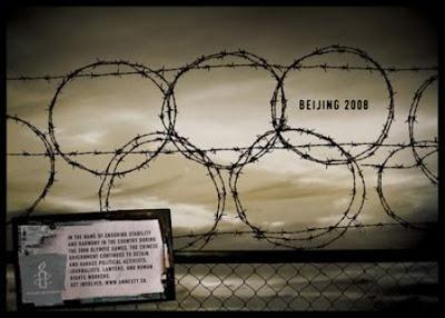 represion en china