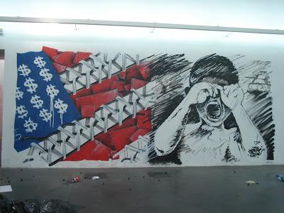 graffiti social capitalismo