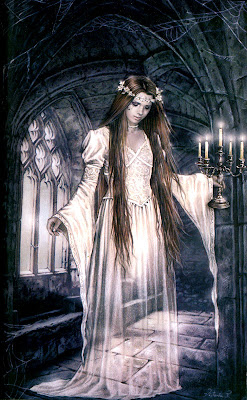 novia gotica