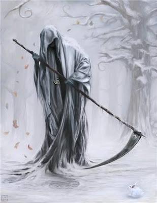 la muerte gotica