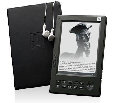 lector de ebooks español Papyre