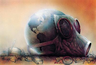 el mundo se muere, cambio climatico
