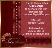 JDD CU4CU License