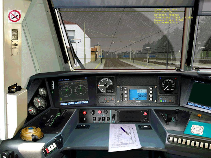 cabina e464.464