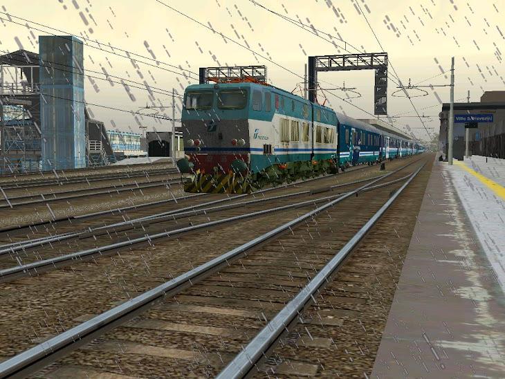 e656.565 treno espresso notte 1939 di trenitalia
