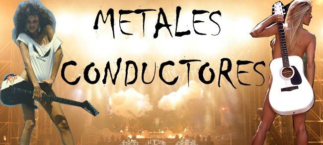 Metales Conductores