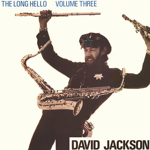 drums 6 the long hello volume three 1982 david jackson