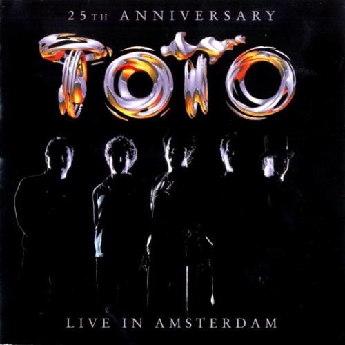Toto - live in Amsterdam 2003 affiche