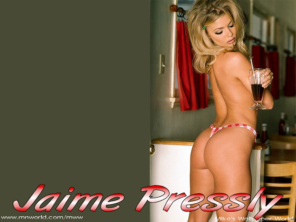 Jamie pressley nude pics vids