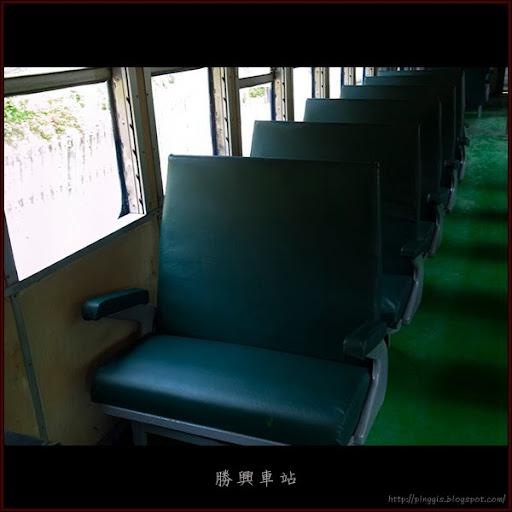 舊山線勝興車站蒸氣火車