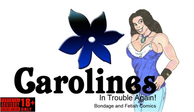 Caroline's In Trouble Again!