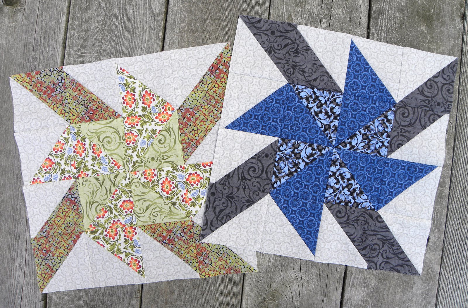 Pinwheel Quilt Block Template : Pinwheel Quilt Block Pattern Catalog of Patterns
