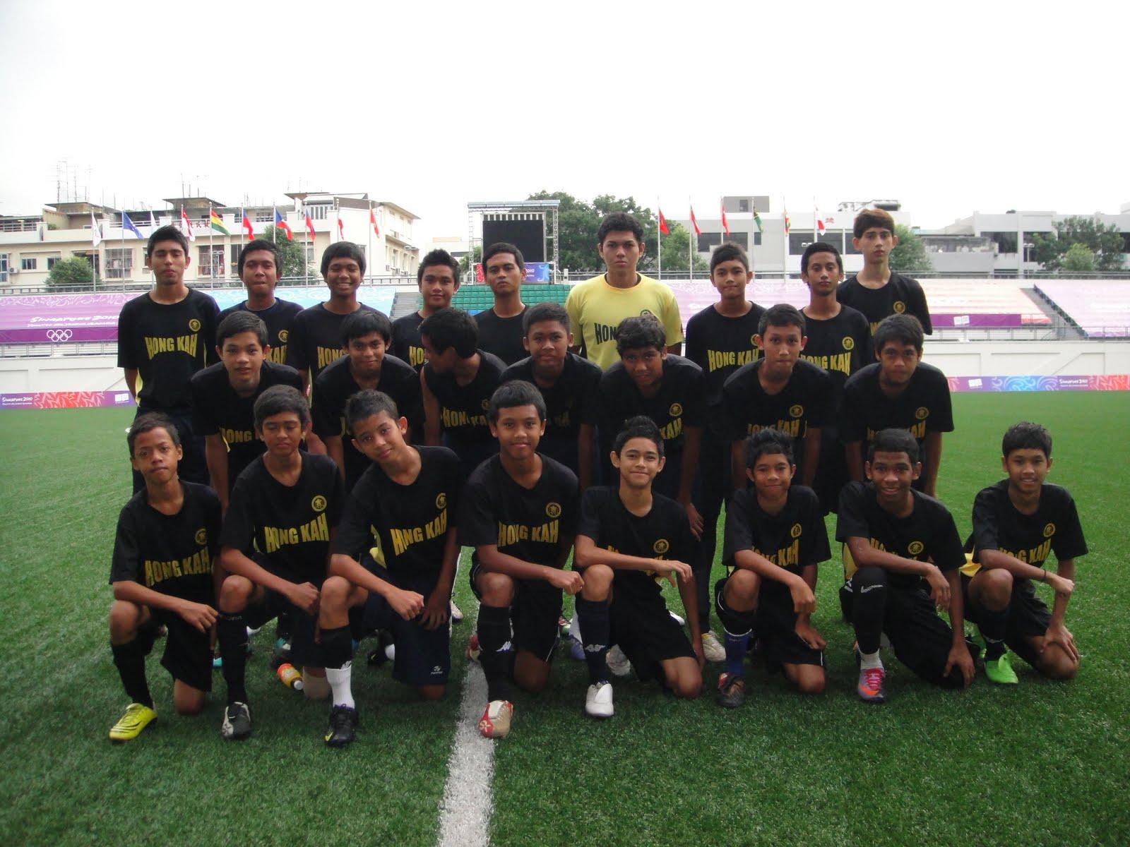 boys hong kah: HKSS YOG referee training @ Jalan Besar Stadium