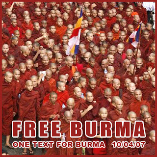 Free Burma - Birmania Libre