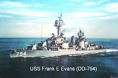 USS Frank E. Evans (DD754)
