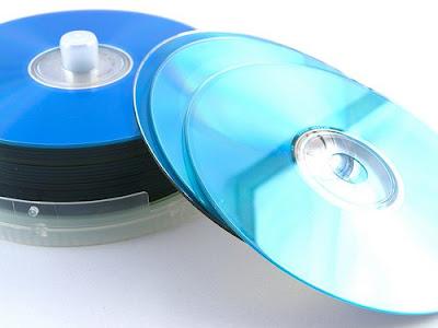 Backup disks for blog