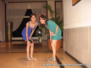 Awek Seksi Clubbing in Kuala Lumpur