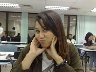Gambar Cute Siswi IPTA