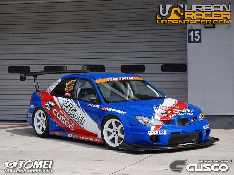 Impreza Track Car For Sale
