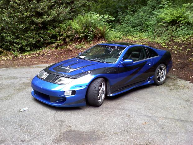 tuning 25 tuning nissan 300zx. Black Bedroom Furniture Sets. Home Design Ideas