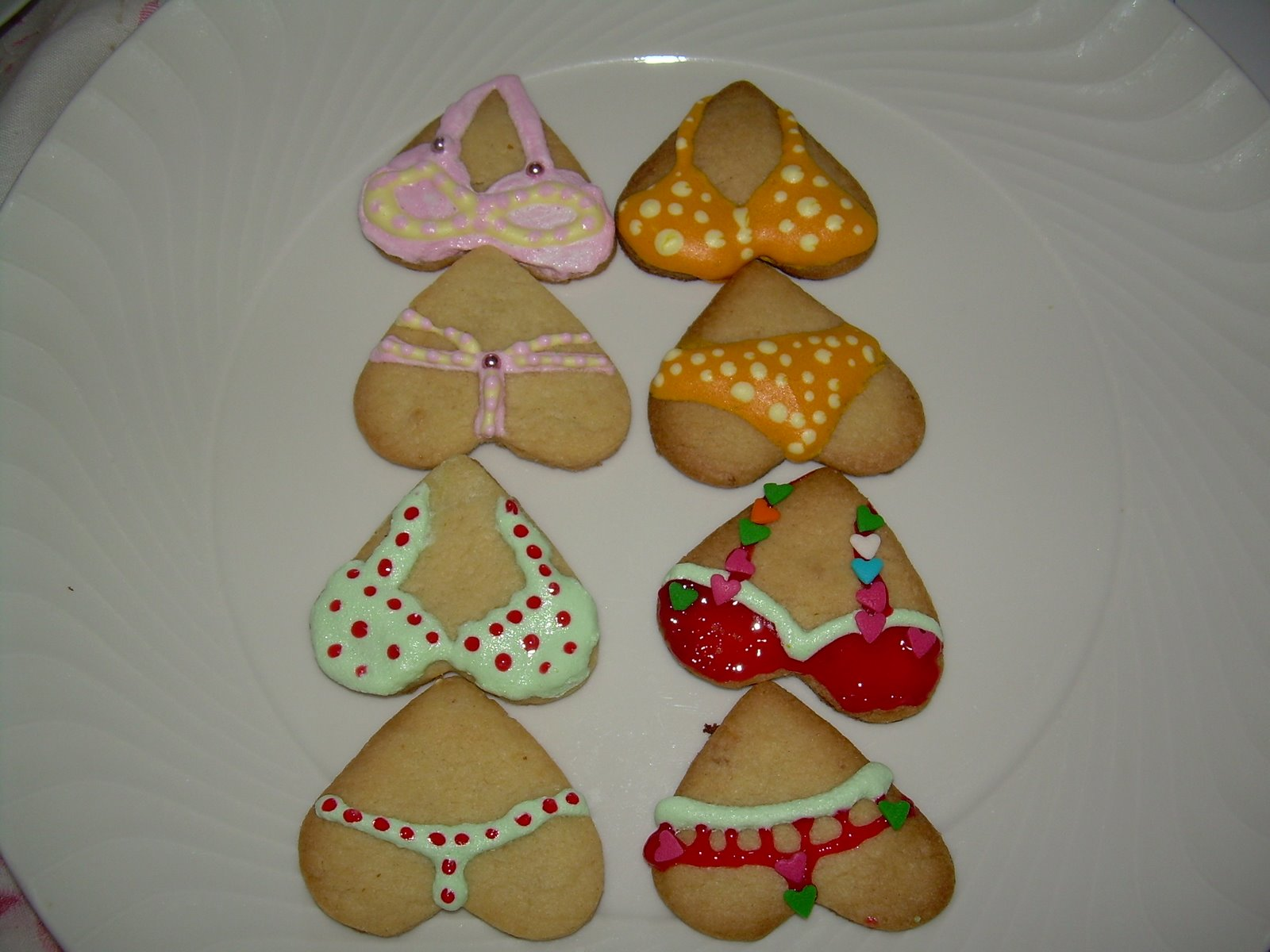 Bodas Recetas de la galleta