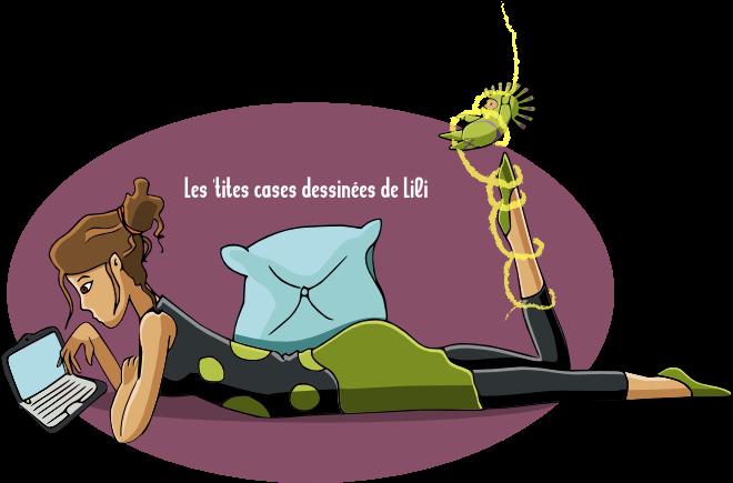 Les 'tites cases dessinées de Lili