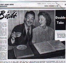 'Love Birds' New York Post 1948