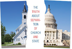 Politics Vs. Religion & State Vs.. Church; 'Correct Separation...!'
