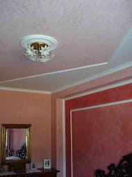 Decorazioni per pareti e soffitti, applicatori decoratori roma ...