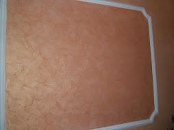 Decorazioni per pareti e soffitti applicatori decoratori for Pittura decorativa vento di sabbia