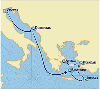 Crucero AdriaticoQuail Cruises