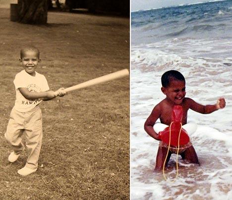 Child Barack Obama Barack Obama's Blog