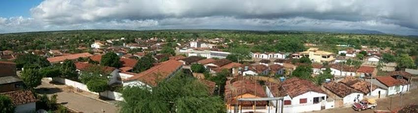 """VISÃO """"AÉREA"""" DE GONÇALO - JUNHO DE 2010"""