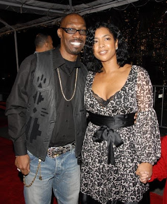 Tisha Taylor Murphy, the wife of comedian and actor Charlie Murphy